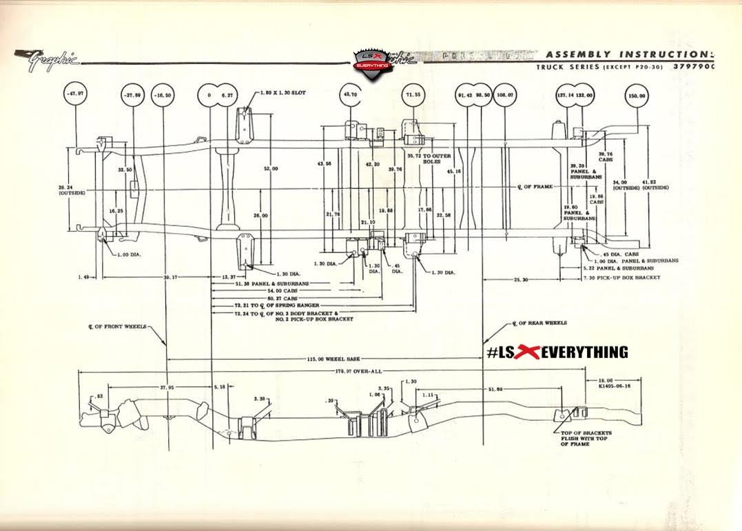 1962-1963 Chevy/GMC LS Swap - LSx Everything